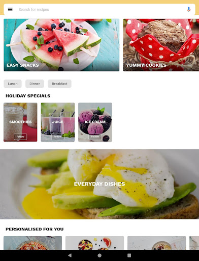 Foto do Recipes for Kids - Cookbook Junior