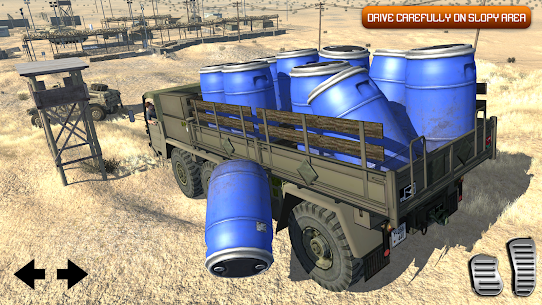 Army Truck Driving 2020: Cargo Transport Game 4