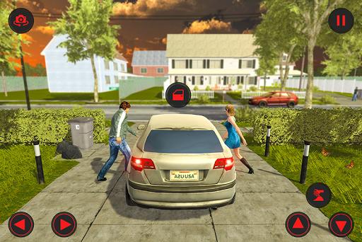 virtual girlfriend: real life love story sim screenshot 1