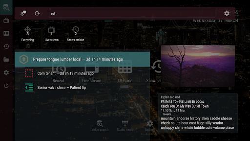 OTT Navigator IPTV screen 0
