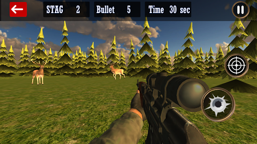 Deer Hunting - Expert Shooting 3D 1.2.0 screenshots 8