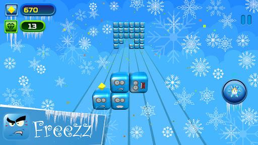 Amazing Endless Walls: Roll Dice Blocks Roller  screenshots 2