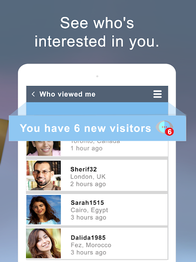 buzzArab - Single Arabs and Muslims apktram screenshots 13