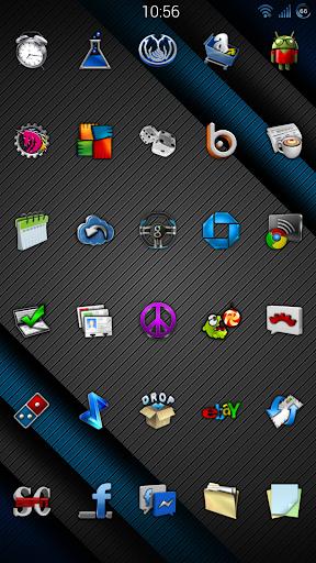 Cobalt Icon Pack  screenshots 7