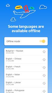 Yandex Translate MOD APK 3