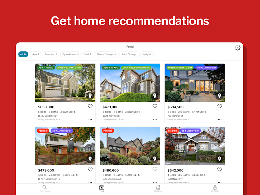 Redfin Real Estate: Search & Find Homes for Sale apktram screenshots 16