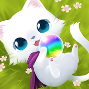 Bubble Cat Worlds Cute Pop Shooter