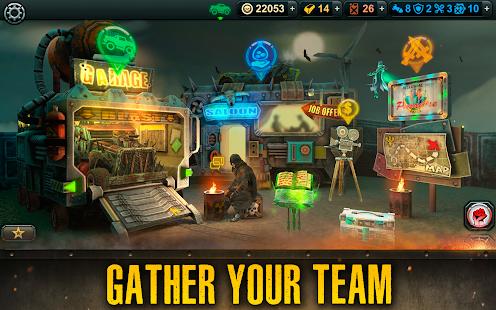 Dead Paradise: Car Shooter & Action Game 1.7 Screenshots 6