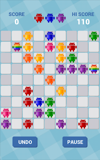 Color Lines: Match 5 Balls Puzzle Game  screenshots 8
