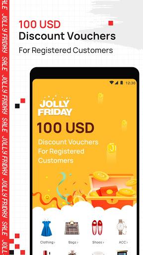 Jollychic - Online Shopping mall 8.14 screenshots 2