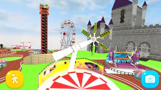Reina Theme Park Mod Apk (No Ads) 4