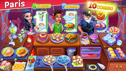 Cooking Express 2:  Chef Madness Fever Games Craze 2.2.0 screenshots 6