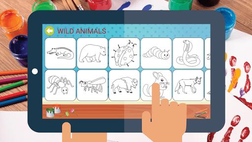 Coloring book for kids 2.0.1.5 screenshots 4