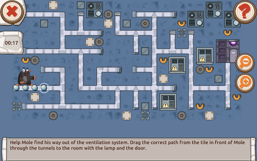Mole's Adventure - Story with Logic Games Free 2.1.0 screenshots 10