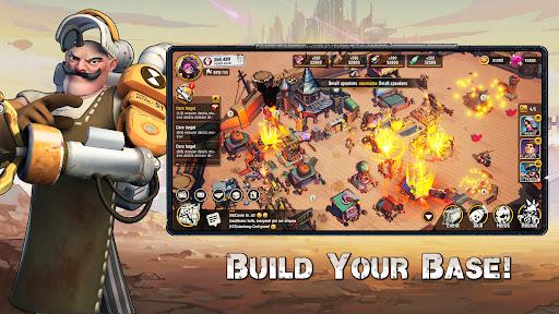 War of Fury apkdebit screenshots 2