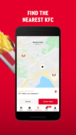 KFC - Coupons, Special Offers, Discounts 6.2.4 Screenshots 4