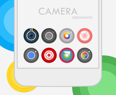 OreoWaves Icon Pack Screenshot