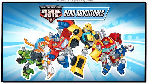 Transformers Rescue Bots: Hero Adventures 2.2 Screenshots 6