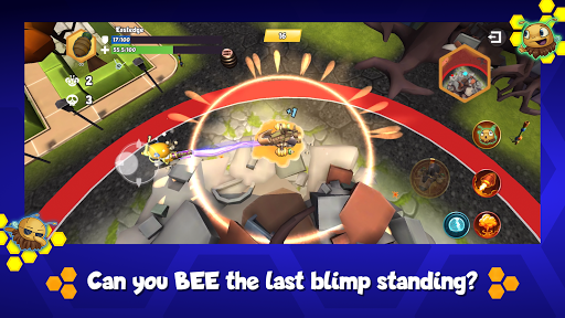 Battle Bees Royale  screenshots 5