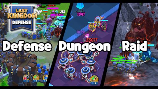 Last Kingdom: Defense  screenshots 17