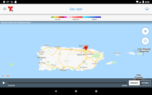 Telemundo Puerto Rico 6.14 Screenshots 19