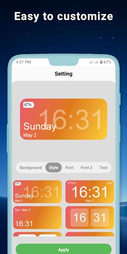 Widgets iOS 14 - Color Widgets modavailable screenshots 7