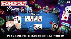 MONOPOLY Poker - The Official Texas Holdem Onlineのおすすめ画像1
