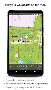 Topo GPS Netherlands For Android 5