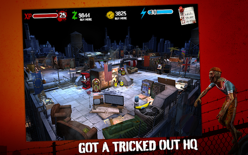 Zombie HQ For PC Windows (7, 8, 10, 10X) & Mac Computer Image Number- 13
