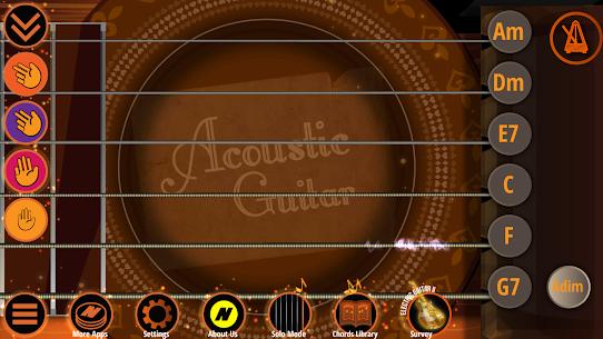 Acoustic Guitar MOD Apk 1 (Unlimited Money) 1