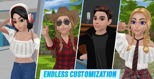 virtual sim story: dream life screenshot 1