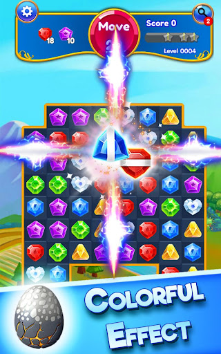 Switch Jewels Match 3: Adventure  screenshots 14