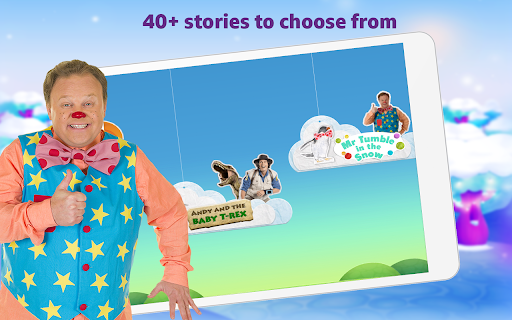 BBC CBeebies Storytime u2013 Bedtime stories for kids 2.12.1 screenshots 14