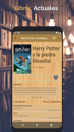 Leer Libros - Gratis E-Libro en Espau00f1ol 1.2.4 Screenshots 2