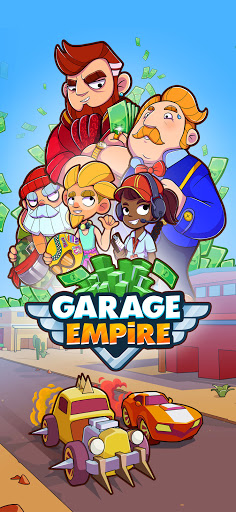 Garage Empire - Idle Building Tycoon & Racing Game 1.6.8 screenshots 21
