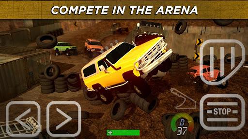 4x4 Mania: SUV Racing android2mod screenshots 7