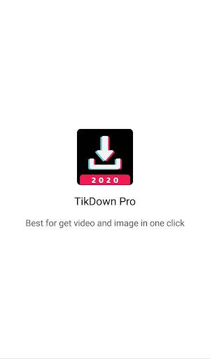 Video Downloader for Tiktok - Tikdown hack tool