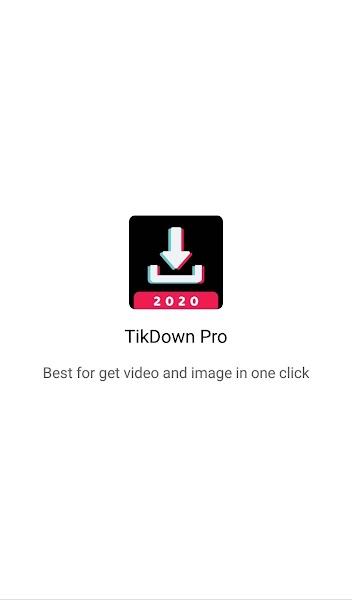 Video Downloader for Tiktok - Tikdown