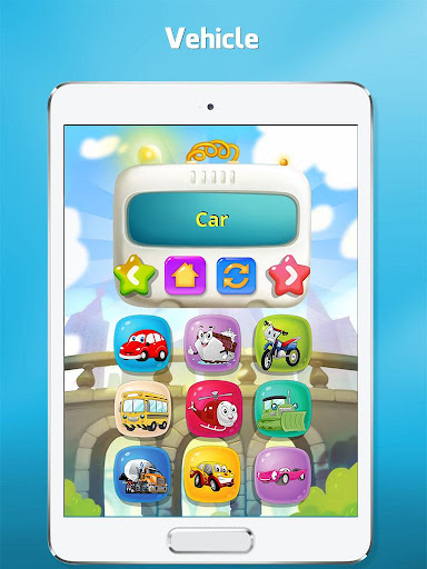 Phone for kids baby toddler - Baby phone apkpoly screenshots 7