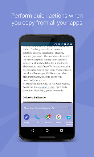 easy copy -the smart clipboard screenshot 2