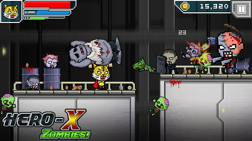 HERO-X: ZOMBIES! android2mod screenshots 7