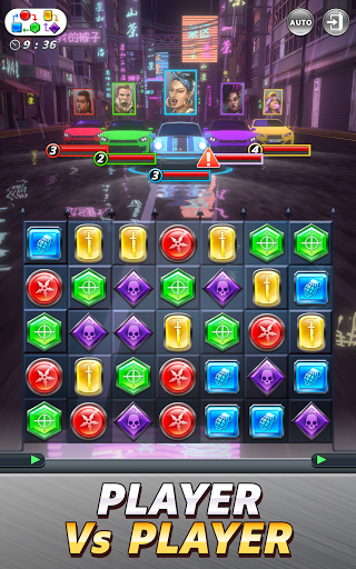 Puzzle Heist: Epic Action RPG 1.2.7 screenshots 5