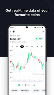 Free CoinMarketCap – Live Crypto Price Tracker  News 5