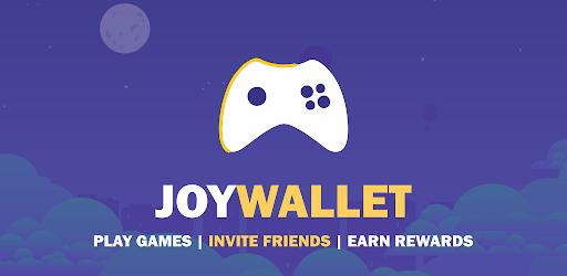 JoyWallet - Play Games Earn Rewards  screenshots 1