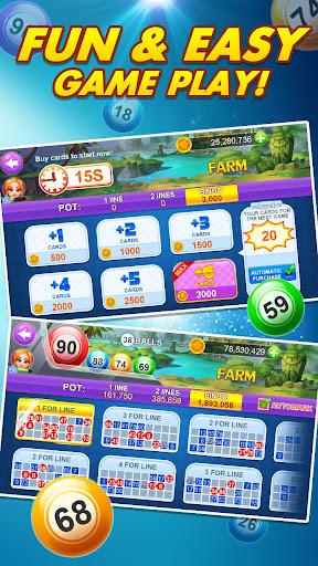 UK Jackpot Bingo - Offline New Bingo 90 Games Free 1.0.8 screenshots 2