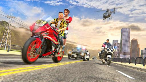 Theft Bike Drift Racing 1.10 screenshots 4