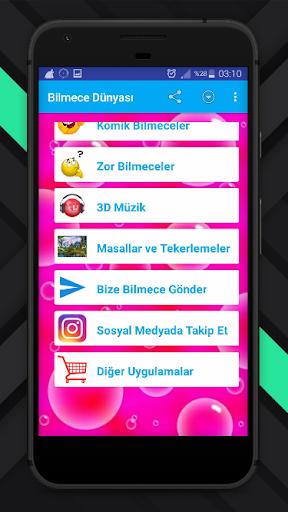 Komik Bilmeceler (internetsiz) super Screenshots 2