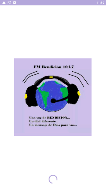 FM Bendición 104.7 screenshot 2