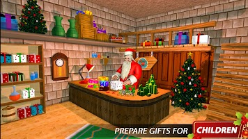 Rich Dad Santa: Fun Christmas Game