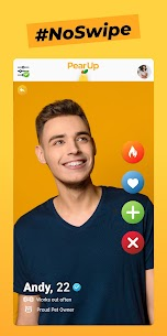 PearUp – Free Dating & Chat App 2